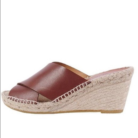 d42faf7f40d Anthropologie Shoes - Bettye Muller Dijon espadrille wedges